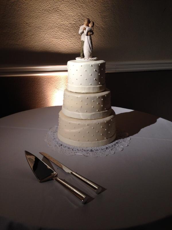 The cute cake!
