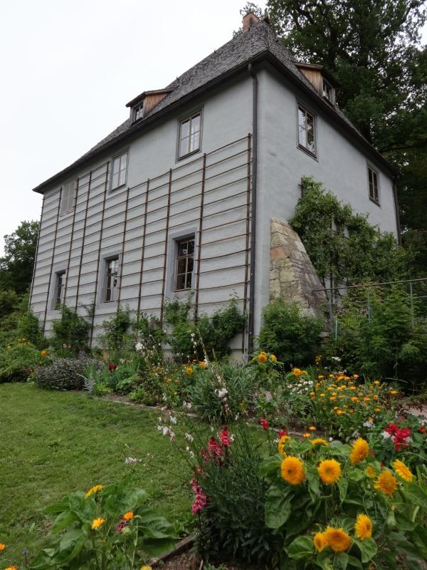 Goethe's Gartenhaus.